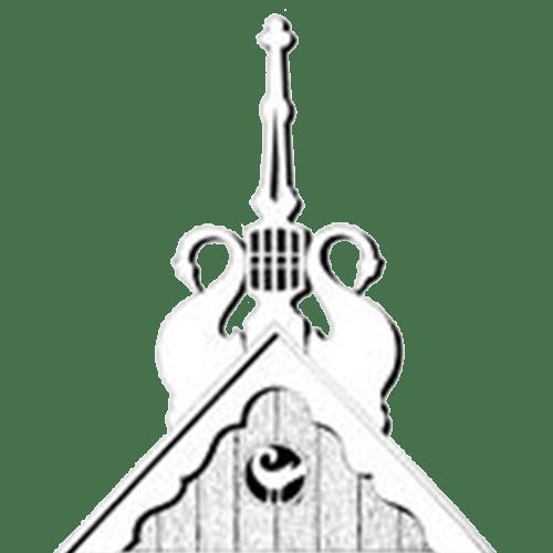 Het uilenbord van de zuidwesthoek
